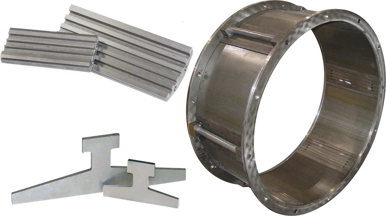 Prater Grinder and Mill Spare Parts
