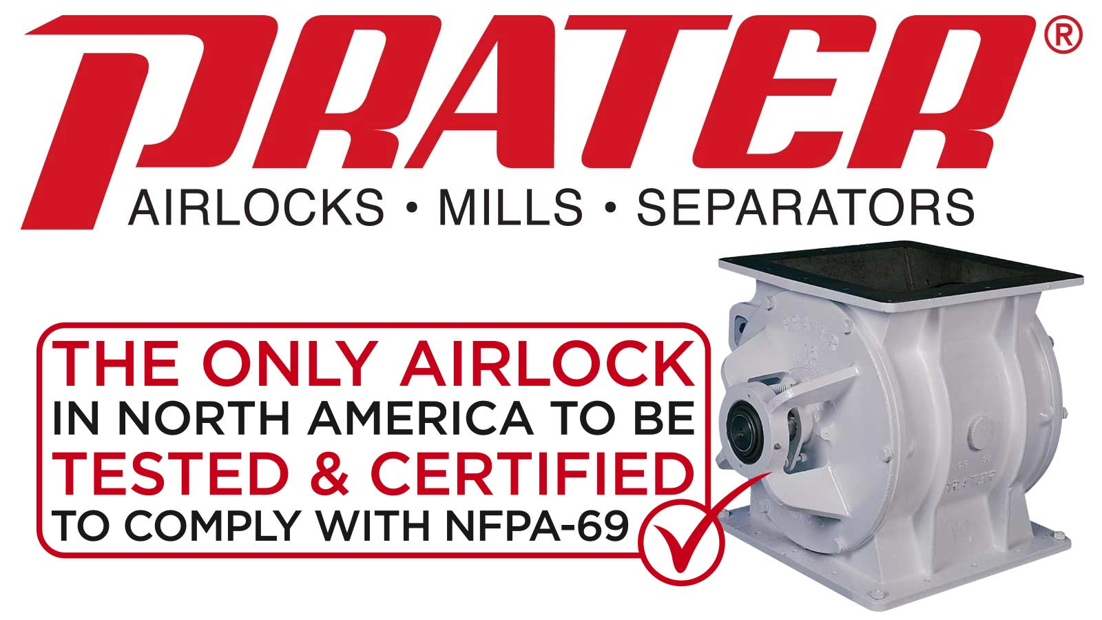 NFPA-Certified-Airlock-Rotary-Valve