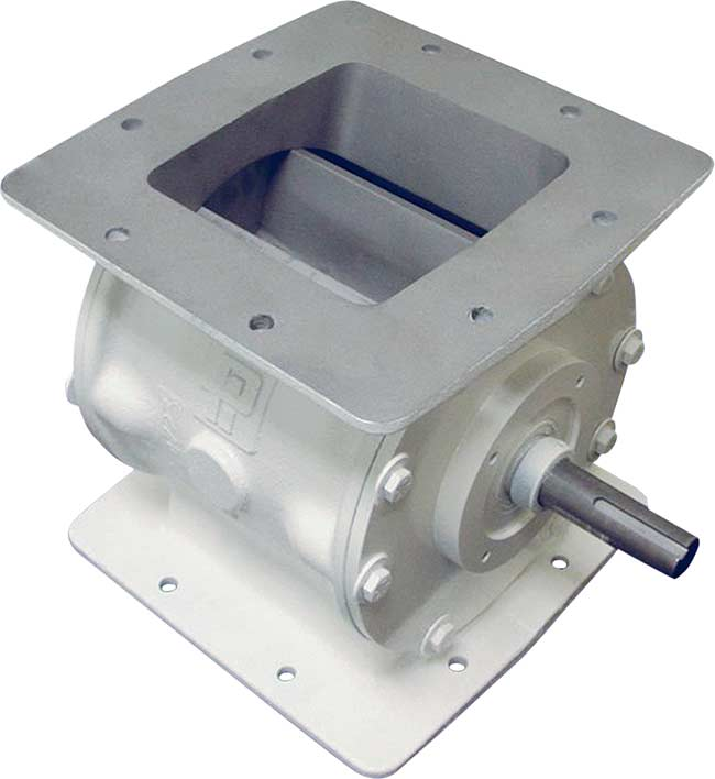 Prater Dust Collector Series Airlock Valve